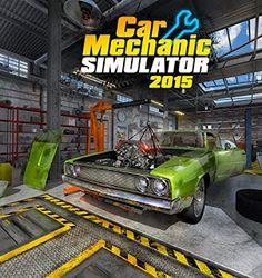 Gamer Entry: Car Mechanic Simulator 2015