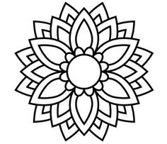 Mandala Pattern, Mosaic Patterns, Embroidery Patterns, Mandala Artwork, Mandala Drawing, Mandala Coloring, Colouring Pages, Mandala Creator, Monogram Design