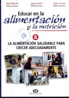 Resultado de imagen de Educar en la alimentación y la nutrición Rigolfas, Rita