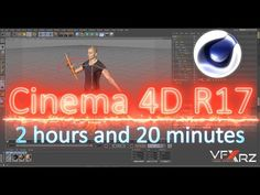 Tutorial Cinema 4D R17 |Beginner to Advanced | Modeling,Rigging,Animation,Particle,Lighing,Texturing - YouTube