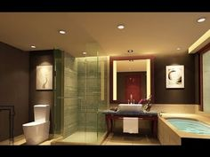 New apartment bathroom designs