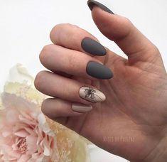 #Nail trends 2019  #Nail Inspiration #Nail_art  #Claws #Nail_Inspiration #FrenchManicureGelNails Nailart, Cute Nails, Pretty Nails, Hair And Nails, My Nails, American Nails, Halloween Nail Art, Artificial Nails, Fabulous Nails