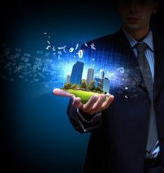 """OKOSVÁROS, DIGITÁLIS ÍRÁSTUDÁS, ELEKTRONIKUS ESZKÖZÖK HASZNÁLATA """"a Smart City attól okos, hogy olyan elektronikus eszközök használatára épülő, többnyire internet alapú, interaktív elemeket is tartalmazó digitális szolgáltatások állnak a lakosság rendelkezésére, amelyek megkönnyítik az életet, lehetővé teszik a gyors tájékozódást, gyorsítják az ügyintézést, energiatakarékosabbá, """"zöldebbé"""" teszik a várost."""""""