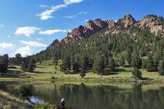 lily lake colorado, Rocky Mountain National Park Google Search