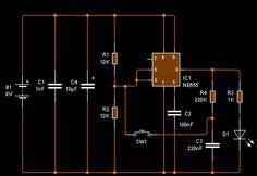 555 interruptor digital sin rebotes