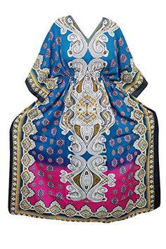 Womens Maxi Caftan Ethnic Printed Bohemian Kaftan Dress B... https://www.amazon.com/dp/B073Y92BTF/ref=cm_sw_r_pi_dp_x_-VqBzbCDF25GM