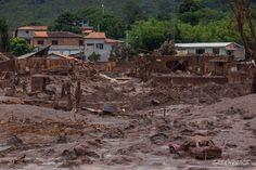 Greenpeace chega as comunidades de Mariana, em Minas Gerais, para documentar a tragédia causada pelo rompimento das barragens da mineradora Samarco