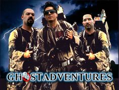 Ghost Adventures: Who ya gonna call?