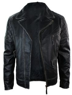 0c2ee8d9b1b54 NEW Men s Stylish Motorcycle slim fit Genuine Lambskin Leather Biker Jacket  M406