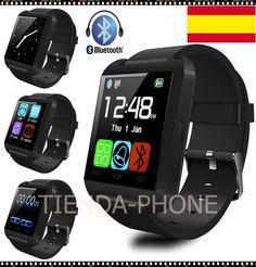 Reloj SmartWatch  Bluetooth Inteligente Cámara para iPhone Android Samsung HTC,
