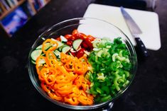 Salmon & Chickpea Salad