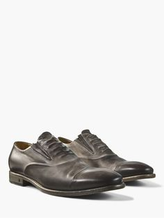 Fleetwood Ghosted Oxford - John Varvatos Men's Shoes, Dress Shoes, John Varvatos, Men Dress, Derby, Oxford Shoes, Lace Up, Fashion, Moda