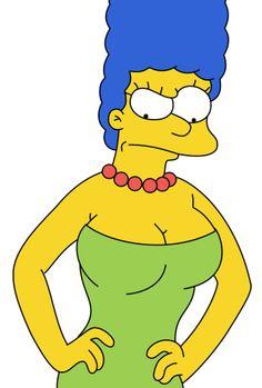 Marge Simpson porno karikatury