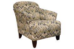 Dancer Accent Chair from Gardner-White Furniture