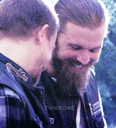 Sons of Anarchy - Jax & Opie