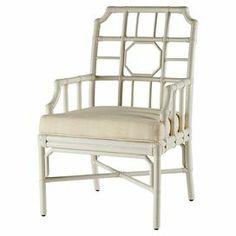 Regent Rattan Arm Chair