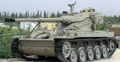 The Awesome AMX 13 – France's Post-WWII Tank Design Features An Oscillating Turret And Is Still Used Today