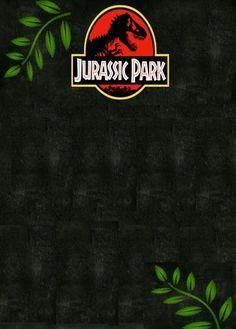 convite para imprimir dinossauro