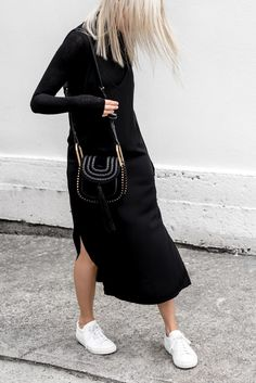 slip dress style wit