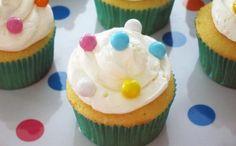 Semi-Homemade Vanilla Buttercream Cupcakes