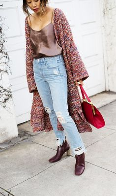 Steal This Jeans Looks Outfit From Street Style