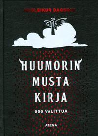 14,30e Huumorin musta kirja - 666 pahinta Hugleikuria