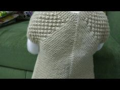 ŞAL YELEK MODELİ ( Geniş anlatımlı - 1 ) - YouTube Knitting Videos, Bargello, Baby Knitting Patterns, Models, Crochet Baby, Knitted Hats, Youtube, Fashion, Knitted Baby Clothes