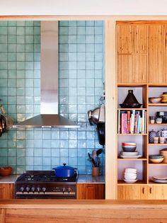 Koti Melbournessa - A Home in Melbourne   The Design Files                                      Kuvat: Lucy Feagins           Koti maalla ...