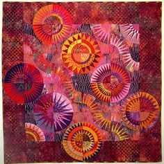 Notes from Norma: Heat Wave quilt pattern