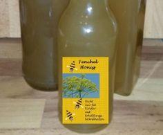 Fenchel Honig (nicht nur als Hustensaft)