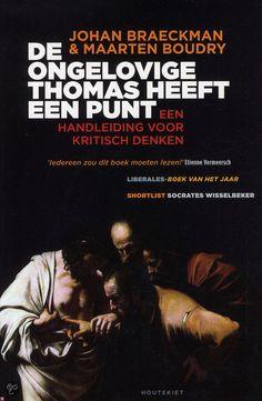 De ongelovige Thomas heeft een punt, Maarten Boudry & Johan Braeckman
