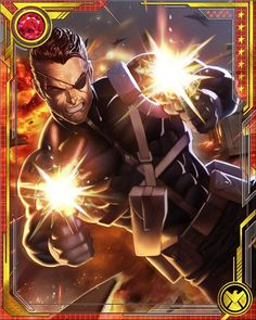 Nick Fury may refer to: Possible Combos Elite Agents, Soldier Boys Marvel Comic Universe, Marvel Comics Art, Comics Universe, Nick Fury Marvel, Comic Art, Comic Books, Marvel Cards, Strange Tales, Super Soldier