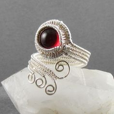 Love this Wire Wrapped Ring