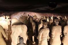 Het Terracotta leger in Den Haag!