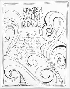 A Journey of Discovery - Zenspirations Colouring Pages, Adult Coloring Pages, Coloring Books, Scripture Art, Bible Art, Art Journal Pages, Art Journaling, Bible Journal, Faith Bible