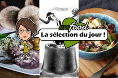 [SuperCracotte aime] L'actu du jour   @LeFooding @radisrose_miam @PopoteetNature @LeFooding @radisrose_miam @PopoteetNature @amour2cuisine @Parisianavores The Selection, Food, D Day, Essen, Meals, Yemek, Eten