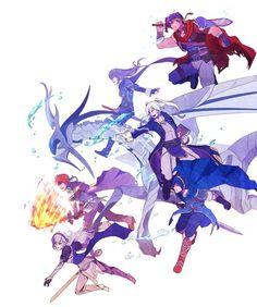 Fire Emblem Heroes! (Kinda...)