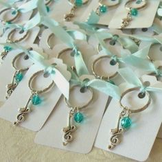 Tiffany Wedding Blue Theme | Wedding Favors. http://simpleweddingstuff.blogspot.com/2014/02/tiffany-wedding-blue-theme.html