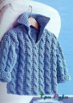 Knitting patterns toddler sweater link 50 ideas #knitting