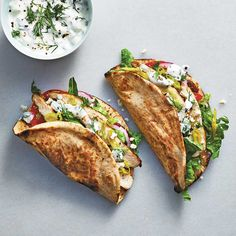 Chicken Gyros from The Minimalist Kitchen by The Fauxmartha