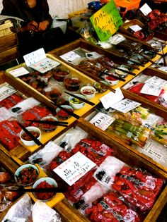 Take Out Food in Japan #japan #food #souvenirs