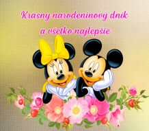 detské priania Good Morning, Disney Characters, Fictional Characters, Minnie Mouse, Art, Good Day, Craft Art, Buen Dia, Bonjour
