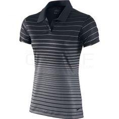 Nike Women's Premium Polo 619775 - Black