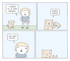 """Deception"" Poorly Drawn Lines."