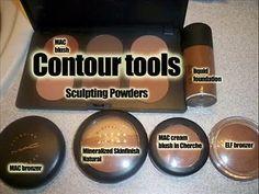 How to Apply Contour Makeup