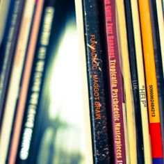 Five Reasons You Love Your Vinyl