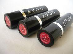 Rujurile AVON Ultra Beauty: Skin, Rose Mauve si Deep Red
