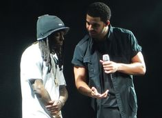 """Lil Wayne Officiated Same-Sex Wedding in Prison Found Out Drake Slept With His Girlfriend   Weezy reveals in his memoir that he officiated the wedding of two male inmates during his stint at Rikers Island and found out that Drizzy slept with his girlfriend. Lil Wayne opened up on life behind the bars at Rikers Island on his memoir """"Gone 'Til November: A Journal of Rikers Island"""" which is due October 11. During his eight-month stint in prison he officiated a same-sex wedding and got a…"""