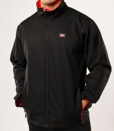 c3b12377 Lee Cooper Bonded Soft Shell Jacket