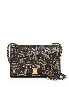 a92badcb3b7 Salvatore Ferragamo Medium Ginny Star Shoulder Bag Hobo Handbags, Handbags  On Sale, Online Bags